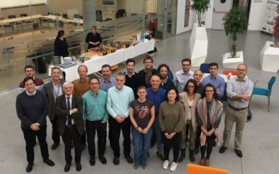 Next-CSP 3rd project meeting at IMDEA in Madrid