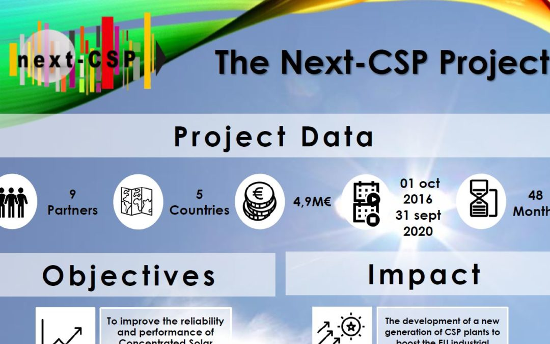 Check our project data flyer!