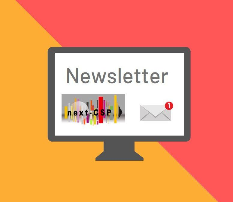 April edition – H2020 CSP projects newsletter
