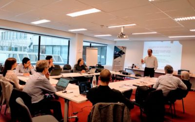 Next-CSP Review Meeting and Exploitation Workshop – December 2019