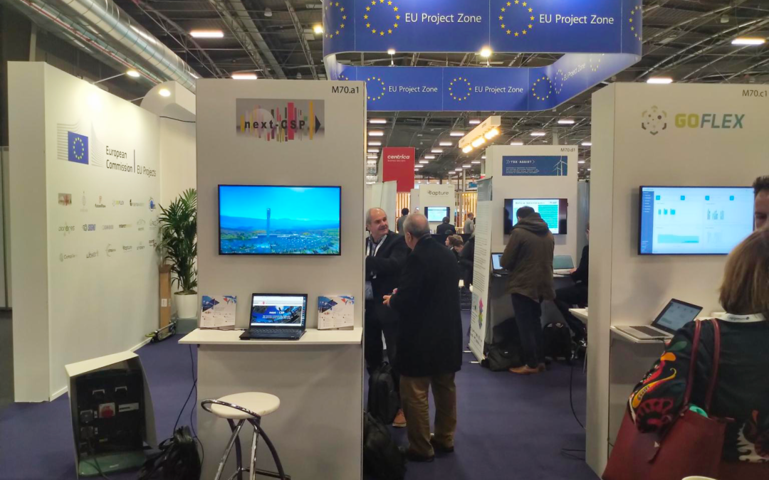 Next-CSP at European Utility Week 2019