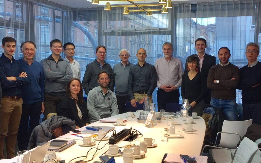 NEXT-CSP 6th project meeting