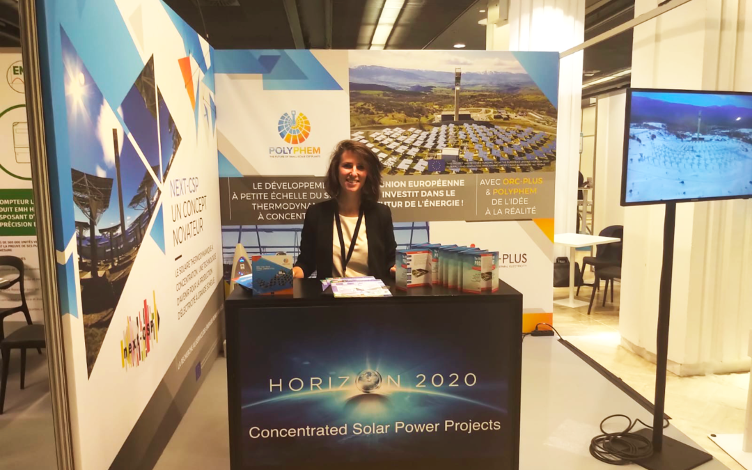 Event: Next-CSP at Smart Energies Expo 2019