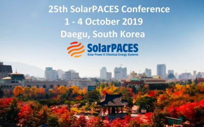 Conference Proceedings: SolarPACES 2019