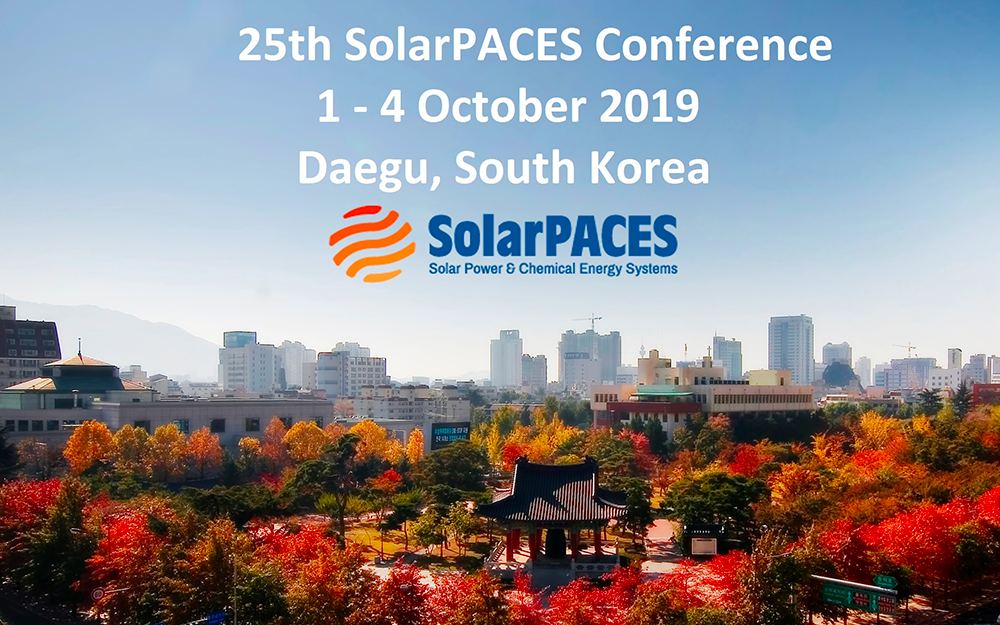 Next-CSP at SolarPACES 2019