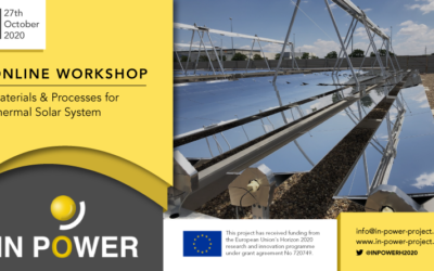 Online event: Materials & Processes for Thermal Solar System