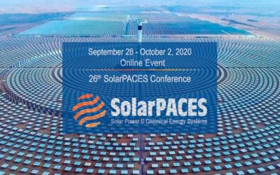 Next-CSP presentations at SolarPACES 2020