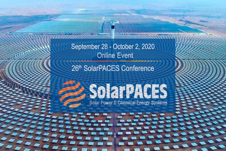 Next-CSP presentations at SolarPACES 2020