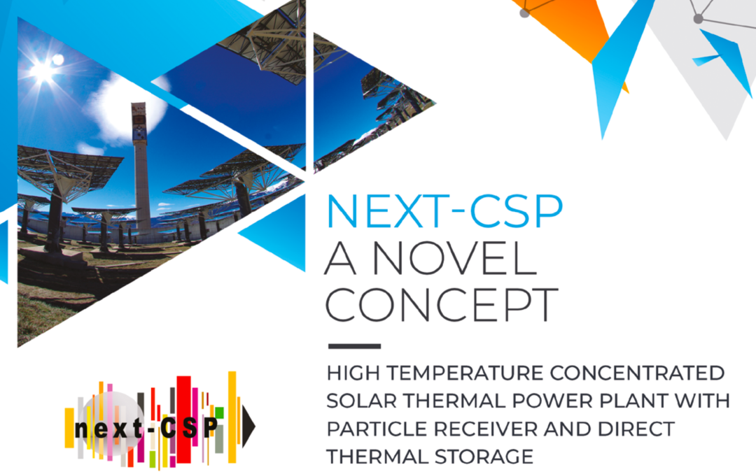 Publication of the Next-CSP brochure