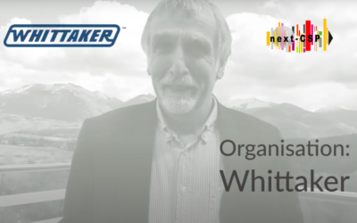 Meet the team: an interview with Next-CSP partner Whittaker Engineering