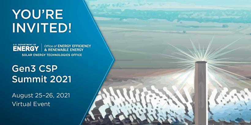 Next-CSP presentation at Gen3 CSP Summit 2021